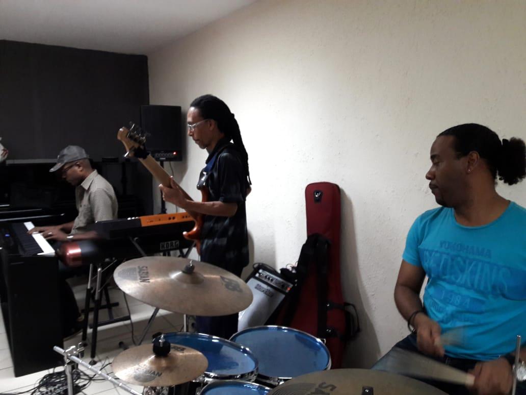 Guyane Jazz Project Rdv